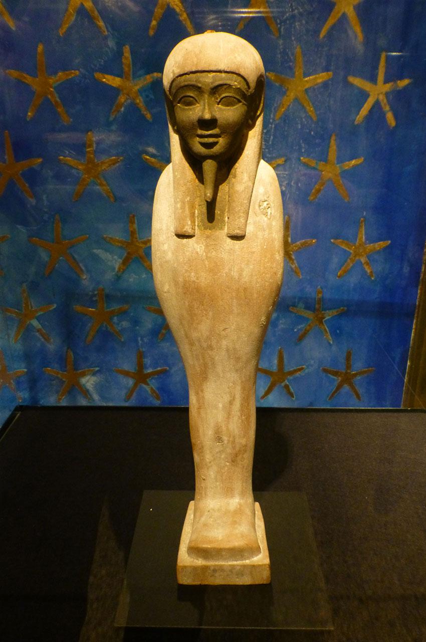 Statuette égyptienne