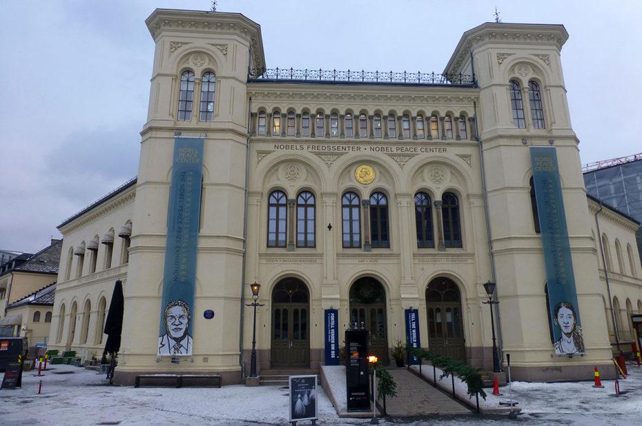 Le Centre Nobel de la Paix