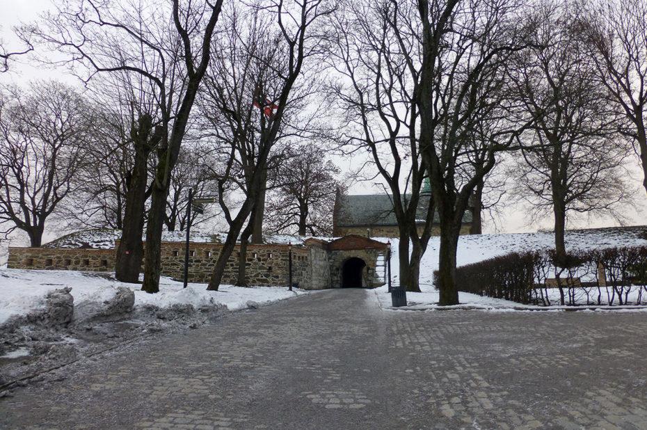 Au cœur de la citadelle d'Akershus