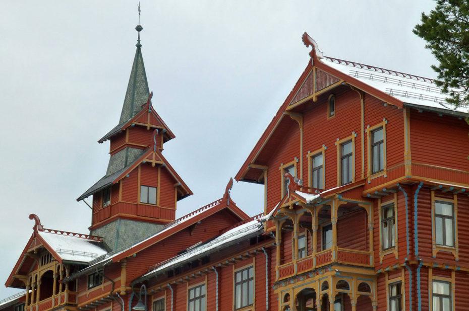 Hôtel De Fem Stuer à Holmenkollen