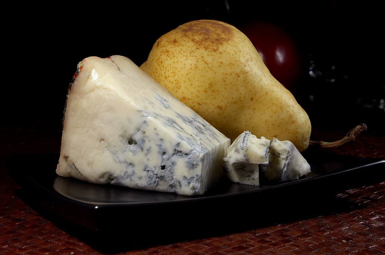 Gorgonzola, fromage italien