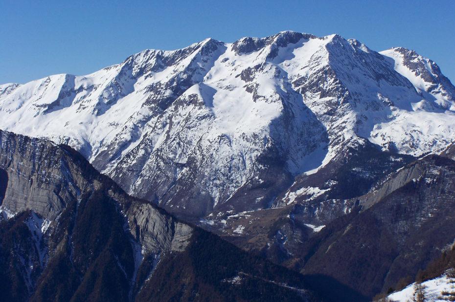 Le massif du Taillefer