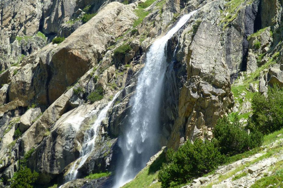 Une magnifique cascade