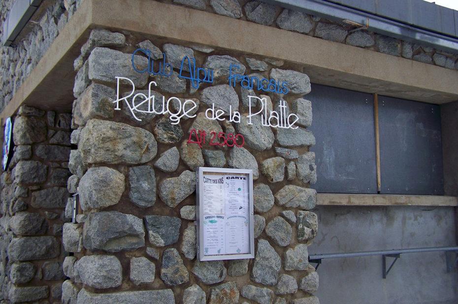 Le refuge de la Pilatte accueille des randonneurs tout l'été