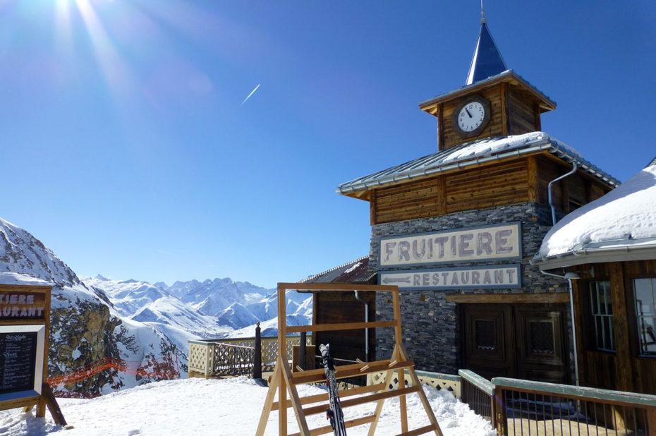 Restaurant La Fruitière à l'Alpe d'Huez