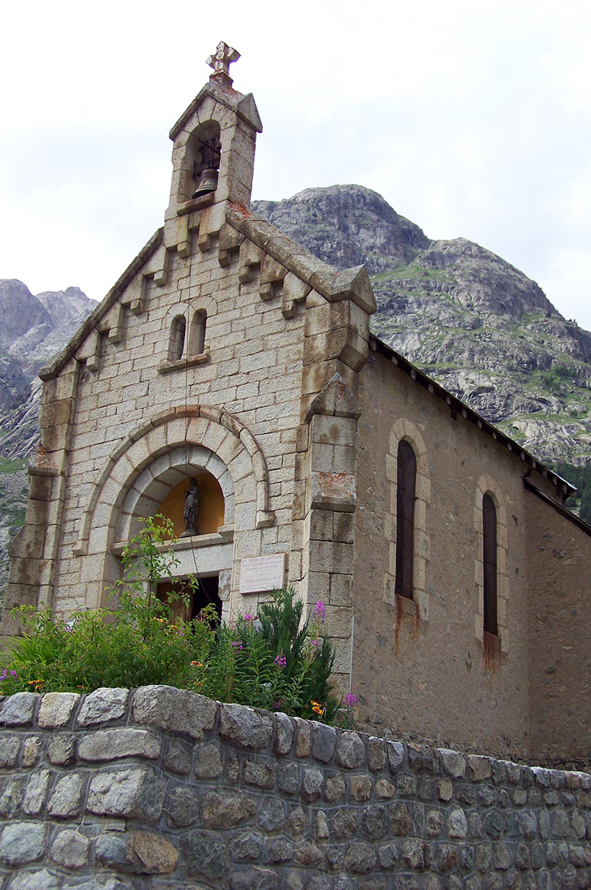 La chapelle de la Bérarde