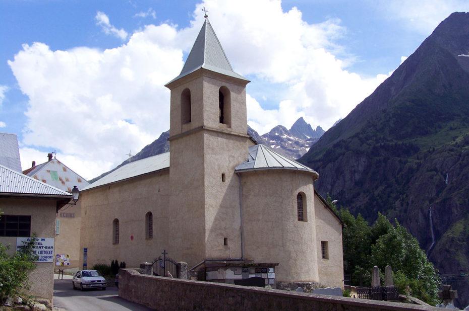 Église de Saint-Christophe en Oisans