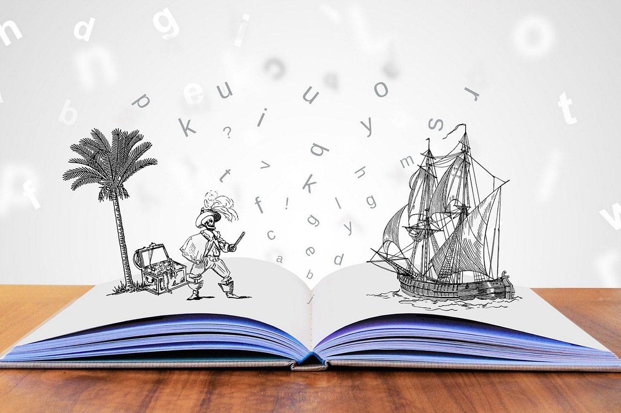 Des histoires d'aventures et de voyages