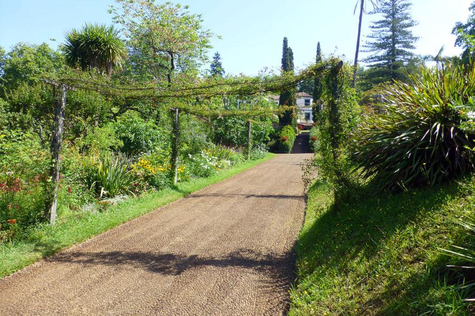 Les jardins de Palheiro sont ouverts toute l'année