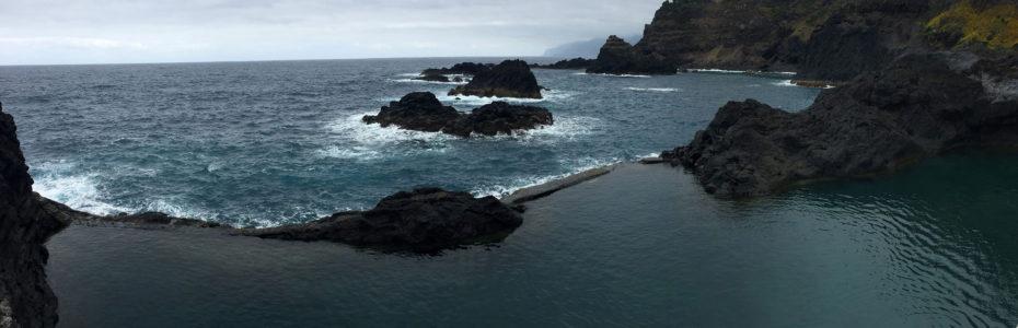 Les piscines naturelles, un spectacle saisissant face à l'Océan