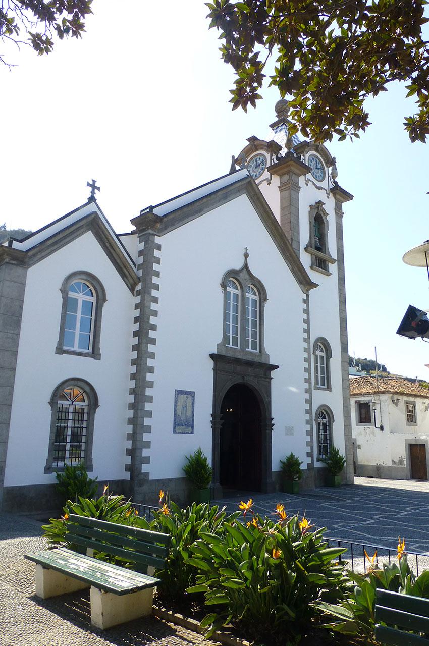 Église Matrice de São Bento, du XVIe siècle