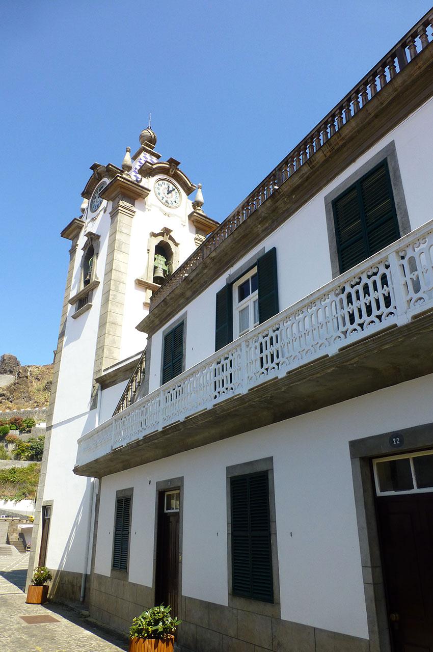 Église São Bento de Ribeira Brava