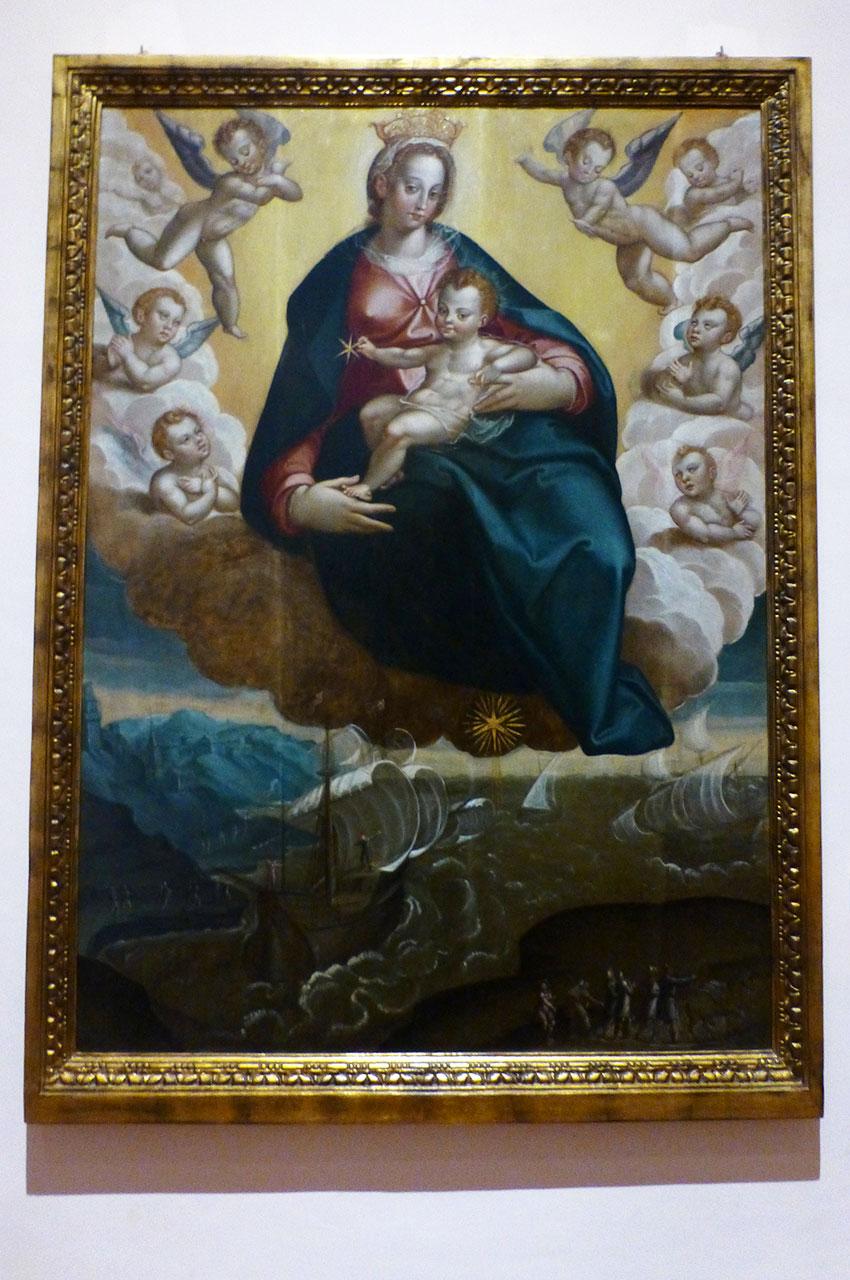 Notre-Dame de l'étoile, des navigateurs ou de l'espoir