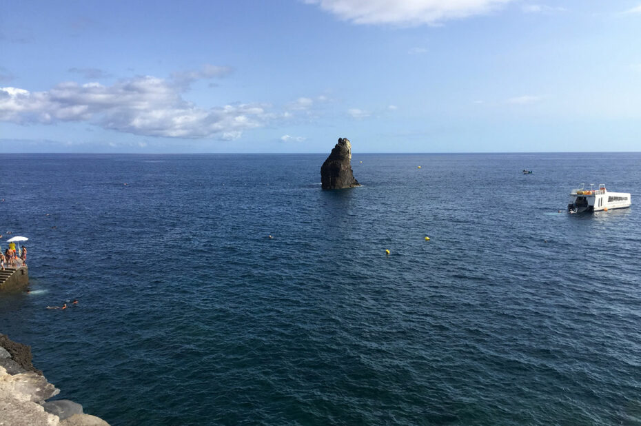 L'océan à perte de vue