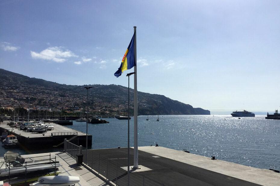 Funchal, port d'escale entre l'Europe, l'Afrique et l'Amérique
