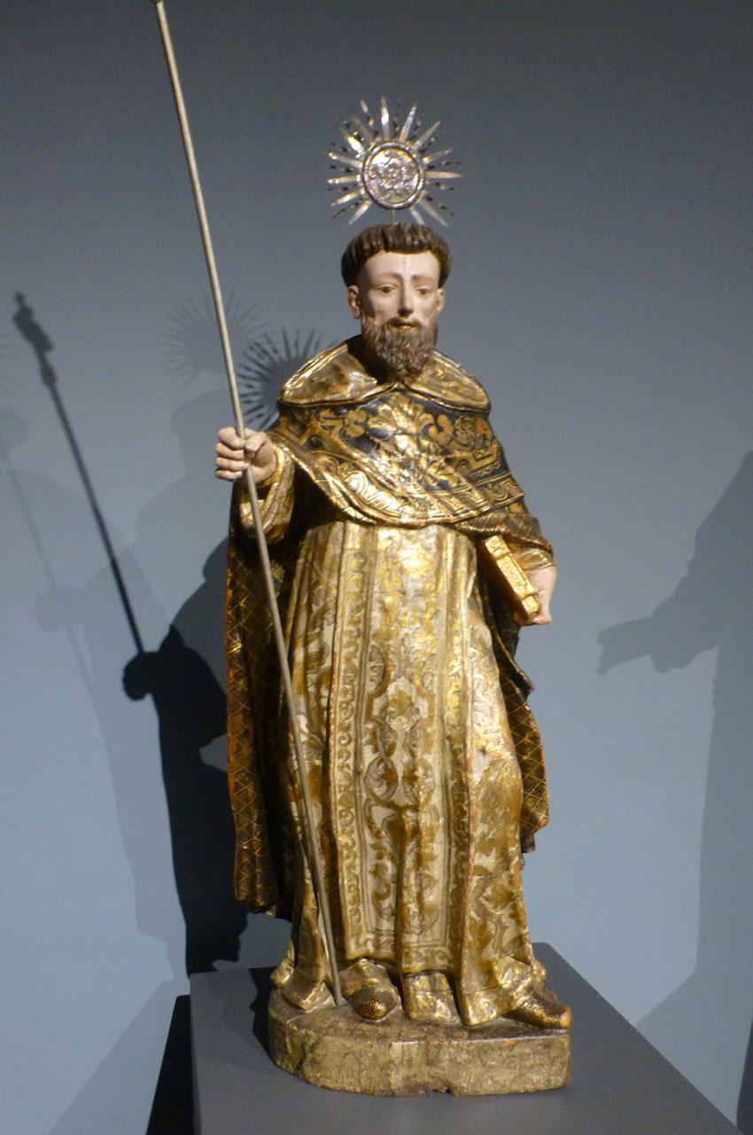 Statue de Saint-Dominique
