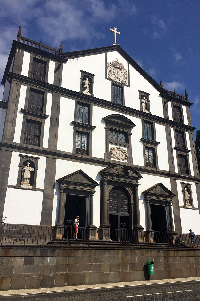 Église Saint-Jean l'Évangéliste de Funchal