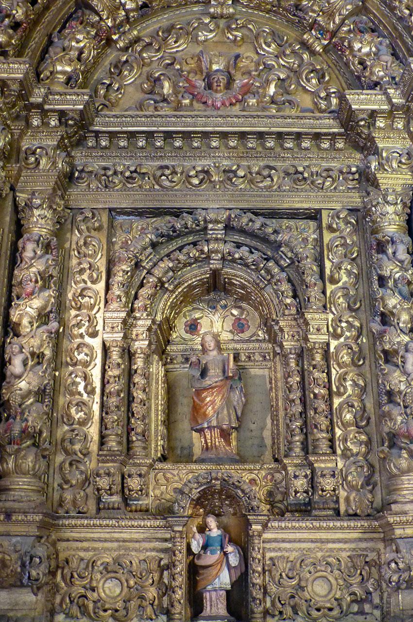 Sculpture de Saint-Jean l'Évangéliste