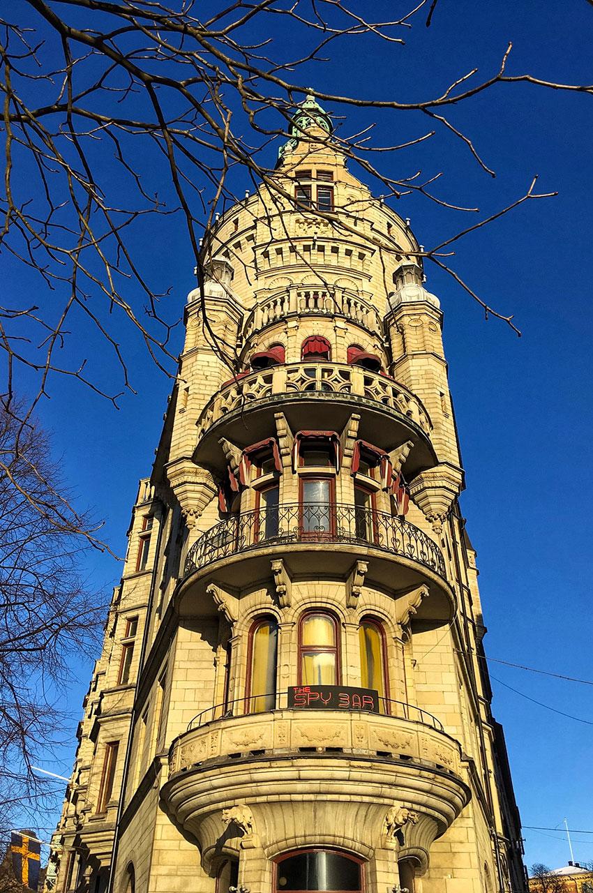 Immeuble luxueux à Östermalm